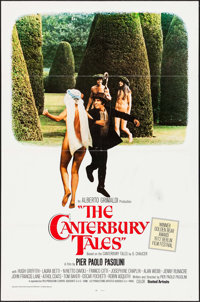 The Canterbury Tales & Other Lot (United Artists, 1972). Folded, Overall: Very Fine+. International One Sheet (2...