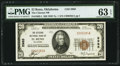 National Bank Notes:Oklahoma, El Reno, OK - $20 1929 Ty. 1 The Citizens NB Ch. # 5985. ...