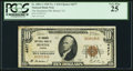 National Bank Notes:Virginia, Bristol, VA - $10 1929 Ty. 1 The Dominion NB Ch. # 4477. ...
