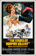 """Movie Posters:Comedy, The Fearless Vampire Killers (MGM, 1967). One Sheet (27"""" X 41"""")Style B. Comedy.. ..."""
