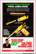 "Movie Posters:James Bond, The Man with the Golden Gun (United Artists, 1974). InternationalOne Sheet (27"" X 41"") Advance. James Bond.. ..."