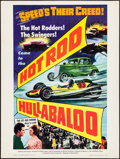 "Movie Posters:Action, Hot Rod Hullabaloo (Allied Artists, 1966). Poster (30"" X 40"").Action.. ..."
