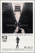 "Movie Posters:Exploitation, The Girl on a Motorcycle (Warner Brothers, R-1970). One Sheet (27""X 41""). Exploitation. Reissue Title: Naked Under Leathe..."