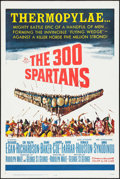"Movie Posters:Action, The 300 Spartans & Other Lot (20th Century Fox, 1962). OneSheets (2) (27"" X 41""). Action.. ... (Total: 2 Items)"