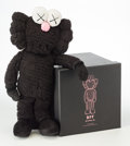 Post-War & Contemporary:Contemporary, KAWS (b. 1974). BFF, 2016. Black plush figure. 18 inches(45.7 cm) high. Ed. 2578/3000. Produced by AllRightsReserved Lt...