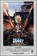 """Movie Posters:Animation, Heavy Metal (Columbia, 1981). One Sheet (27"""" X 41"""") Advance. Animation.. ..."""