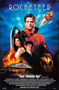 """Movie Posters:Action, Rocketeer (Buena Vista, 1991). International One Sheet (27"""" X 41"""")Advance. Action.. ..."""