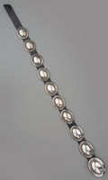 American Indian Art:Jewelry and Silverwork, A Southwest Concho Belt. Frank Patania. c. 1960...