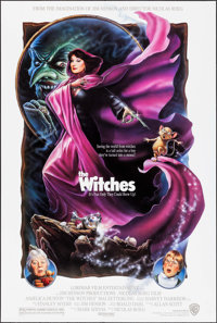 "The Witches (Warner Brothers, 1990). One Sheet (27"" X 40""). Fantasy"