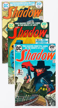 Bronze Age (1970-1979):Miscellaneous, The Shadow #1-12 Group (DC, 1973-75) Condition: Average VF....(Total: 12 Comic Books)