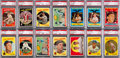 Baseball Cards:Sets, 1959 Topps Baseball PSA NM-MT+ 8.5 & NM-MT 8 Partial Set (160Different). ...
