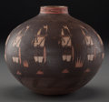 American Indian Art:Pottery, A Navajo Polychrome Jar . Ida Sahmie. ...