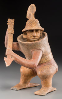 A Jalisco Warrior c. 200 BC - 200 AD