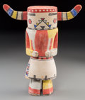 American Indian Art:Kachina Dolls, A Hopi Cottonwood Kachina Doll . c. 1920...