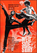 "Movie Posters:Academy Award Winners, West Side Story (Mirisch Pictures, R-1980s). German A1 (23.25"" X 33""). Academy Award Winners.. ..."