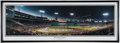 Baseball Collectibles:Others, Ted Williams Signed Panoramic Print - 1999 All-Star Game. ...