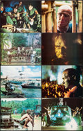 "Movie Posters:War, Apocalypse Now (United Artists, 1979). Deluxe Lobby Cards (8) (11""X 14"") & Deluxe Mini Lobby Cards (8) (8"" X 10""). War.. ...(Total: 16 Items)"