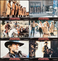 """Movie Posters:Western, Pale Rider (Warner Brothers, 1985). Spanish Lobby Cards (11) (9.25"""" X 13.25""""). Western.. ... (Total: 11 Items)"""