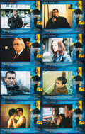 "Movie Posters:Action, The Bourne Identity (Universal, 2002). International Lobby Card Setof 8 (11"" X 14""). Action.. ... (Total: 8 Items)"