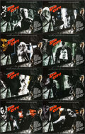 "Movie Posters:Crime, Sin City (Dimension, 2005). International Lobby Card Set of 8 (11""X 14""). Crime.. ... (Total: 8 Items)"