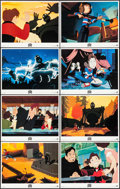 """Movie Posters:Animation, The Iron Giant (Warner Brothers, 1999). Lobby Card Card Set of 8 (11"""" X 14""""). Animation.. ... (Total: 8 Items)"""