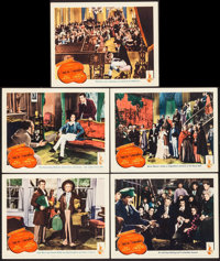 "A Song to Remember & Others Lot (Columbia, 1945). Lobby Cards (13) (11"" X 14"") & One Sheets (2..."