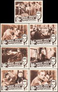 "Movie Posters:Drama, What Price Innocence? (A.F.E., R-1940s). Lobby Cards (7) (11"" X14""). Drama.. ... (Total: 7 Items)"