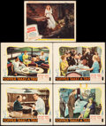 """Movie Posters:Comedy, Topper Takes a Trip & Other Lot (United Artists, 1938). Lobby Cards (5) (11"""" X 14""""). Comedy.. ... (Total: 5 Items)"""