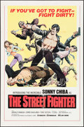 "Movie Posters:Action, The Street Fighter & Others Lot (New Line, 1974). One Sheets(4) (27"" X 41"", 23"" X 35""), Lobby Card (11"" X 14""), & Photos(7... (Total: 12 Items)"