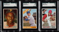 Baseball Cards:Lots, 1956 - 1966 Topps Baseball Collection (179). ...