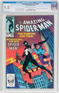 Modern Age (1980-Present):Superhero, The Amazing Spider-Man #252 (Marvel, 1984) CGC NM/MT 9.8 Off-whiteto white pages....