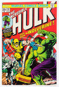 Bronze Age (1970-1979):Superhero, The Incredible Hulk #181 (Marvel, 1974) Condition: FN-....