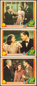 """Movie Posters:Musical, Little Nellie Kelly (MGM, 1940). Lobby Cards (3) (11"""" X 14""""). Musical.. ... (Total: 3 Items)"""
