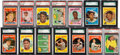 Baseball Cards:Sets, 1959 Topps Baseball High Grade Complete Set (572). ...