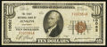 National Bank Notes:Kentucky, Jenkins, KY - $10 1929 Ty. 1 The First NB Ch. # 10062. ...