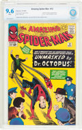 Silver Age (1956-1969):Superhero, The Amazing Spider-Man #12 (Marvel, 1964) CBCS NM+ 9.6 Whitepages....
