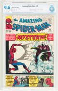 Silver Age (1956-1969):Superhero, The Amazing Spider-Man #13 (Marvel, 1964) CBCS NM+ 9.6 White pages....