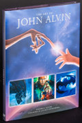 "Movie Posters:Miscellaneous, Art of John Alvin by Andrea Alvin (Titan Book, 2014). First Edition Hardback Book (160 Pages, 9.5"" X 12.5"" X 0.75""). Miscell..."