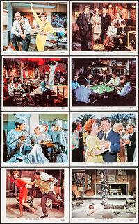 "Who's Been Sleeping in My Bed? (Paramount, 1963). Color Photo Set of 8 & Photos (2) (8"" X 10""). Comedy..."