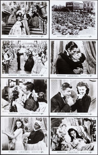 "Gone with the Wind (MGM, R-1974). Photos (24) (8"" X 10""). Academy Award Winners. ... (Total: 24 Items)"