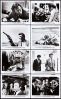 "Movie Posters:Action, Magnum Force (Warner Brothers, 1973). Photos (15) (8"" X 10"").Action.. ... (Total: 15 Items)"