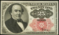 Fractional Currency:Fifth Issue, Fr. 1308 25¢ Fifth Issue Choice New.. ...