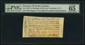 Colonial Notes:North Carolina, North Carolina December, 1771 2s6d House PMG Gem Uncirculated 65EPQ.. ...