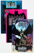 Modern Age (1980-Present):Superhero, Batman: Legends of the Dark Knight/Shadow of the Bat Box Lot (DC,1980s-2000s) Condition: Average VF/NM....