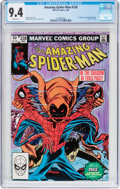 Modern Age (1980-Present):Superhero, The Amazing Spider-Man #238 (Marvel, 1983) CGC NM 9.4 Whitepages....