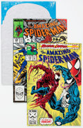 Modern Age (1980-Present):Superhero, The Amazing Spider-Man #326-400 Near-Complete Run Group Lot(Marvel, 1989-95) Condition: Average VF/NM.... (Total: 78 ComicBooks)