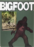 Animation Art:Concept Art, Bigfoot Presentation/Pitch Art Group of 2 (Hanna-Barbera, c.1970s).... (Total: 2 Items)