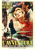 "Movie Posters:Foreign, L'Avventura (Athos, 1960). French Grande (46"" X 63"") Carlantonio Longi Artwork.. ..."