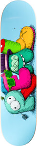 Prints:Contemporary, KAWS (b. 1974). Real. 31 x 8 inches (78.7 x 20.3 cm). Ed.134/500...
