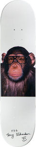 Post-War & Contemporary:Contemporary, Terry Richardson (b. 1965). Monkey. 31 x 8 inches (78.7 x20.3 cm). Signed in marker on the front and verso. ...